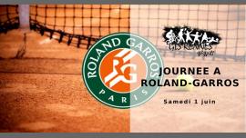 Journée à Roland-Garros à Paris le sam.  1 juin 2019 de 10h00 à 18h00 (Sport Gay, Lesbienne)