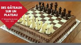 Des gâteaux sur un plateau à Rennes le dim.  7 avril 2019 de 15h00 à 18h00 (Rencontres / Débats Gay, Lesbienne, Trans, Bi)