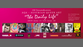 AQA Austrian Queer Art Exhibition a Vienna dal 11-22 giugno 2019 (Mostra Gay)