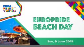 EuroPride Beach Day 2019 a Vienna le dom  9 giugno 2019 10:00-22:00 (Festival Gay, Lesbica, Trans, Bi)