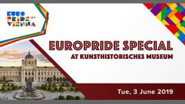 EuroPride Special Kunsthistorisches Museum 2019 em Viena le seg,  3 junho 2019 13:30-20:00 (Festival Gay, Lesbica, Trans, Bi)