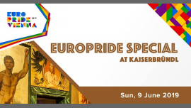 EuroPride Special Kaiserbründl 2019 in Vienna le Sun, June  9, 2019 from 12:00 pm to 01:00 pm (Festival Gay, Lesbian, Trans, Bi)