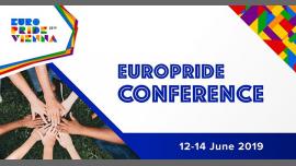 EuroPride Conference 2019 em Viena de 12 para 14 de junho de 2019 (Reuniões / Debates Gay, Lesbica, Trans, Bi)