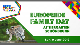 EuroPride Family Day 2019 em Viena le dom,  9 junho 2019 09:00-18:30 (Festival Gay, Lesbica, Trans, Bi)