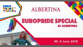 EuroPride Special Albertina 2019 em Viena le qua,  5 junho 2019 18:00-23:00 (Festival Gay, Lesbica, Trans, Bi)