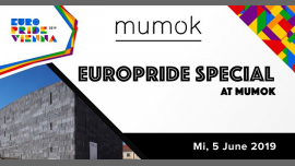 EuroPride Special Mumok 2019 em Viena le qua,  5 junho 2019 18:00-21:00 (Festival Gay, Lesbica, Trans, Bi)