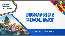 EuroPride Pool Day 2019 em Viena le seg, 10 junho 2019 09:00-19:00 (Festival Gay, Lesbica, Trans, Bi)