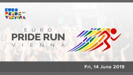 EuroPride Run Vienna 2019 em Viena le sex, 14 junho 2019 20:30-22:00 (Esporto Gay, Lesbica, Trans, Bi)