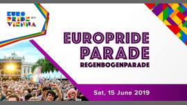 EuroPride Parade / Regenbogenparade 2019 a Vienna le sab 15 giugno 2019 12:00-23:59 (Parate / Sfilate Gay, Lesbica, Trans, Bi)