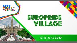 EuroPride Village 2019 à Vienne le jeu. 13 juin 2019 de 13h00 à 22h00 (Festival Gay, Lesbienne, Trans, Bi)