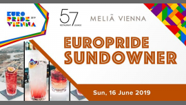 EuroPride 2019 Sundowner a Vienna le dom 16 giugno 2019 18:00-01:00 (After-work Gay, Lesbica, Trans, Bi)