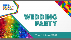 EuroPride Party Wedding Day/Hochzeitstag 2019 a Vienna le mar 11 giugno 2019 20:00-02:00 (Festival Gay, Lesbica, Trans, Bi)