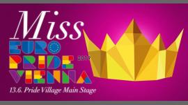 Miss EuroPride Vienna Competition hosted by Tamara Mascara em Viena le qui, 13 junho 2019 19:15-20:15 (Festival Lesbica)