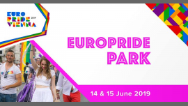 EuroPride Park 2019 in Vienna le Fri, June 14, 2019 from 04:00 pm to 11:59 pm (Festival Gay, Lesbian, Trans, Bi)