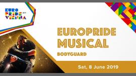 """EuroPride Special Musical """"Bodyguard"""" 2019 à Vienne le sam.  8 juin 2019 de 15h00 à 17h30 (Festival Gay, Lesbienne, Trans, Bi)"""
