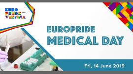EuroPride Medical Day 2019 em Viena le sex, 14 junho 2019 14:50-19:00 (Festival Gay, Lesbica, Trans, Bi)