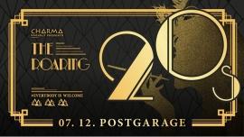 GrazCHARMA △ The Roaring 20ies2019年10月 7日,22:00(男同性恋, 女同性恋, 异性恋友好, 变性, 双性恋 俱乐部/夜总会)