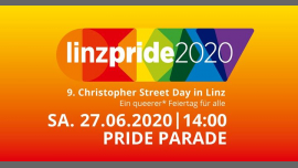 linzpride 2020 - Pride Parade in Linz le Sat, June 27, 2020 from 02:00 pm to 05:00 pm (Festival Gay, Lesbian, Trans, Bi)