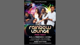Rainbow Louge Pride Party in Willemstad le Fri, September 30, 2016 at 06:00 pm (Before Gay, Lesbian)