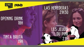 Opening *Drink* 17th Pink Screens - Films & Party in Brussels le Thu, November  8, 2018 from 06:00 pm to 11:59 pm (Cinema Gay, Lesbian, Hetero Friendly)