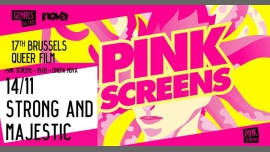 Strong and Majestic - Pink Screens 2018 w Genres Pluriels à Bruxelles le mer. 14 novembre 2018 de 19h00 à 21h00 (Cinéma Gay, Lesbienne, Hétéro Friendly)
