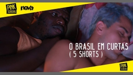 O Brasil em curtas - Pink Screens 2018 in Brussels le Sun, November 11, 2018 from 03:00 pm to 04:30 pm (Cinema Gay, Lesbian, Hetero Friendly)