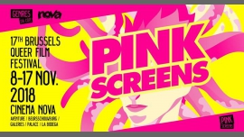 17th Pink Screens - Brussels Queer Film Festival in Brussels from  8 til November 17, 2018 (Festival Gay, Lesbian, Hetero Friendly)