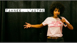 Tahnee, l'autre // L-Festival in Brussels le Fri, November 30, 2018 from 08:00 pm to 09:30 pm (Show Lesbian, Trans, Bi)
