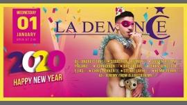 New Year em Bruxelas le qua,  1 janeiro 2020 21:00-12:00 (Clubbing Gay)