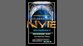 New Year's Eve with DJ Kenne Perry in Brussels le Sat, December 31, 2016 from 09:00 pm to 04:00 am (Clubbing Gay, Bear)