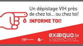 MONS.Test VIH/Syphilis/Hépatite C: Gratuit, Rapide, Confidentiel in Mons le Mi 29. Januar, 2020 16.00 bis 20.00 (Gesundheitsprävention Gay, Lesbierin, Bear, Transsexuell, Bi)