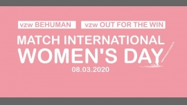 Match International Women's Day in Brussels le Sun, March  8, 2020 from 11:00 am to 10:00 pm (Meetings / Discussions Gay, Lesbian)