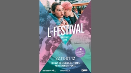 "★Opening L-Festival★ Vernissage Béa Uhart: ""Chosen"" in Brussels le Thu, November 22, 2018 from 07:00 pm to 11:59 pm (Festival Lesbian)"
