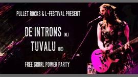 Pullet Rocks presents: The Introns + Tuvalu en Bruselas le sáb 25 de noviembre de 2017 20:00-02:00 (After-Work Gay, Lesbiana)