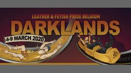 Darklands Fest em Antuérpia de  4 para  9 de março de 2020 (Festival Gay, Bear)
