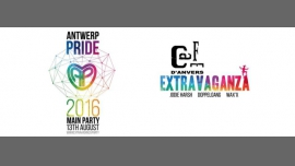 Extravaganza - Pride Edition à Anvers le sam. 13 août 2016 à 22h30 (Clubbing Gay, Lesbienne)