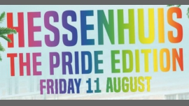 Hessenhuis-party: The Pride Edition! in Antwerp le Fri, August 11, 2017 from 10:00 pm to 06:00 am (Clubbing Gay, Lesbian)