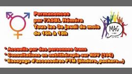Permanences Héméra à Charleroi le jeu. 21 novembre 2019 de 16h00 à 18h00 (Rencontres / Débats Gay, Lesbienne, Trans, Bi)