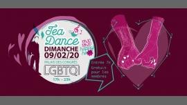 Lgbtqi Tea Dance à Liège le dim.  9 février 2020 de 17h00 à 23h00 (Tea Dance Gay, Lesbienne, Trans, Bi)