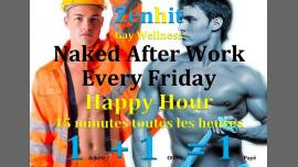 Naked after Work Every Friday & Happy Hour à Neufchâteau le ven.  9 août 2019 de 14h00 à 22h00 (Sexe Gay)