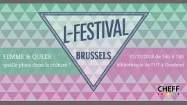 Femme et queer : quelle place dans la culture ? in Charleroi le Sat, December  1, 2018 from 02:00 pm to 06:00 pm (Meetings / Discussions Lesbian, Trans, Bi)
