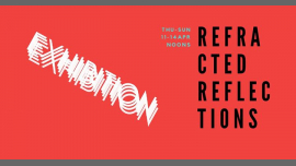 Refracted Reflections in Tallinn le Fri, April 12, 2019 from 12:00 pm to 08:00 pm (Expo Gay, Bear, Bi)