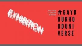 Gaybourhooduniverse à Tallinn le sam. 13 avril 2019 de 12h00 à 20h00 (Expo Gay, Bear, Bi)