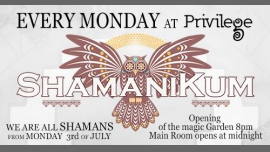 Shamanikum in Ibiza le Mon, July 24, 2017 from 08:00 pm to 06:00 am (Clubbing Gay Friendly)