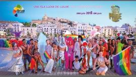 Ibiza Gay Pride 2018 à Ibiza le mer. 13 juin 2018 à 19h00 (Festival Gay, Lesbienne)