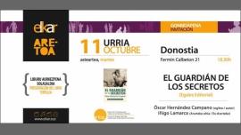 Presentación con Óscar Hernández Campaño en Elkar in Saint-Sébastien le Sun, September 11, 2016 at 06:30 pm (Clubbing Gay, Lesbian)