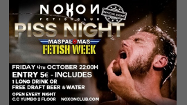 Piss Night en Playa del Ingles le vie  4 de octubre de 2019 22:00-04:00 (Sexo Gay)