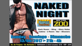 Dunas Festival Naked Night à Playa del Ingles le dim. 13 août 2017 de 21h00 à 04h00 (Sexe Gay, Lesbienne, Hétéro Friendly)