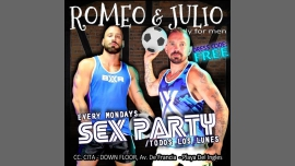 Sex Party in Playa del Ingles le Mon, October 10, 2016 from 10:00 pm to 04:00 am (Sex Gay)