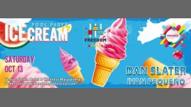 Freedom Party Ice Cream Pool Party in Maspalomas le Sat, October 13, 2018 from 02:00 pm to 09:00 pm (Clubbing Gay)